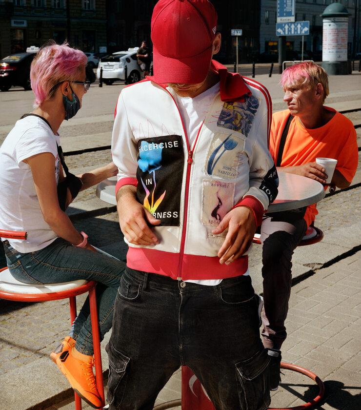 "Kampania ""Historie ukryte w ubraniach"""