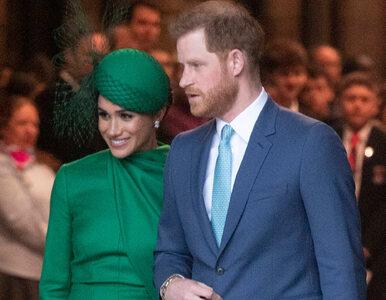 Harry i Meghan Markle ponownie zostaną rodzicami. Do sieci trafiło...