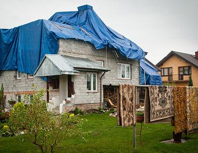 Wiatr uszkodził pół tysiąca budynków mieszkalnych