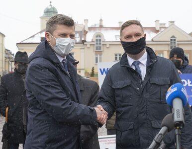 Zaskakujące kulisy sojuszu Porozumienia i Solidarnej Polski przeciw PiS