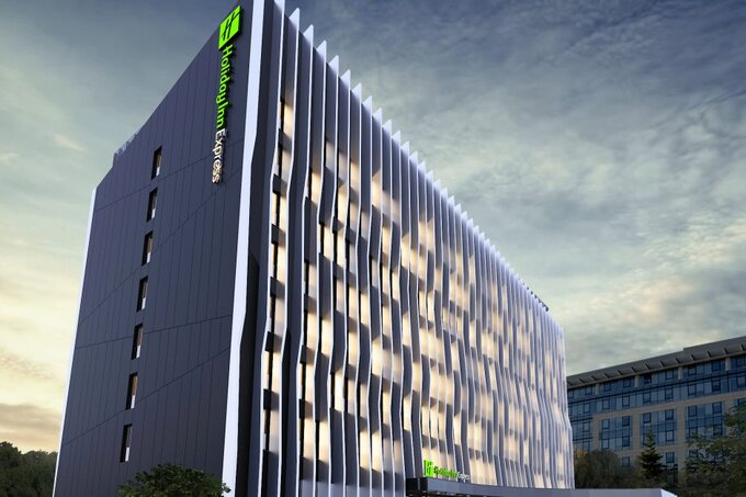 Jakub Robel buduje nawarszawskim Mokotowie hotel Holiday Inn Express