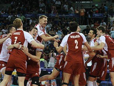 Polscy siatkarze na podium rankingu FIVB