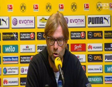 Klopp: To rewelacyjny moment na mecz z Bayernem