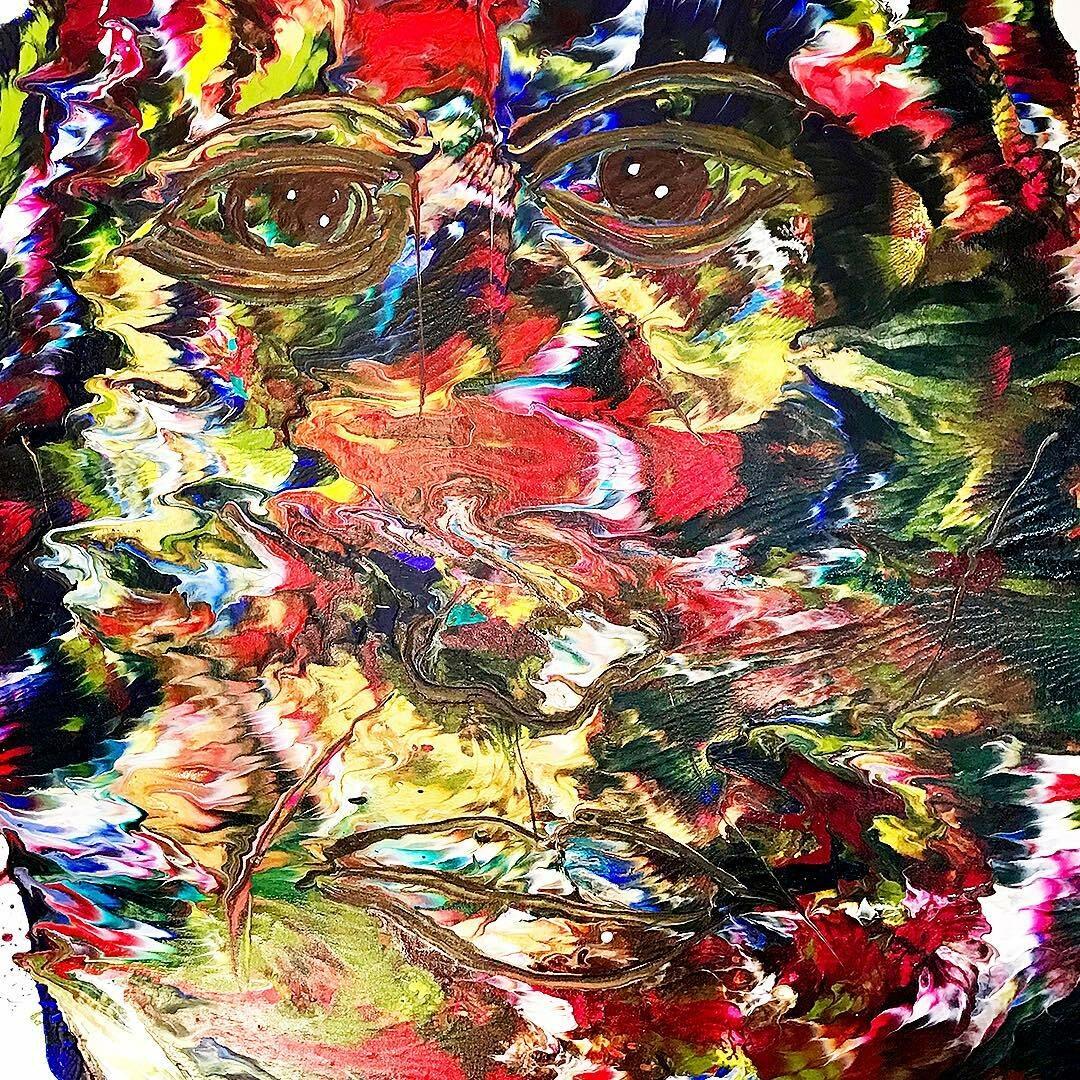 Obrazy namalowane przez Anthony'ego Hopkinsa