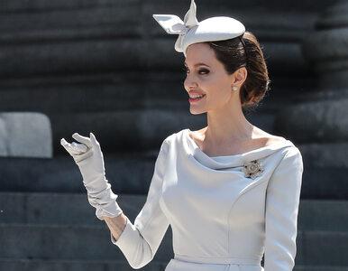 """Angelina Jolie zostanie politykiem? """"Idę tam, gdzie jestem potrzebna"""""""