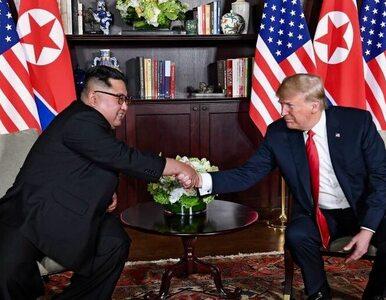 Biały Dom: W lutym kolejne spotkanie Trumpa z Kim Dzong Unem