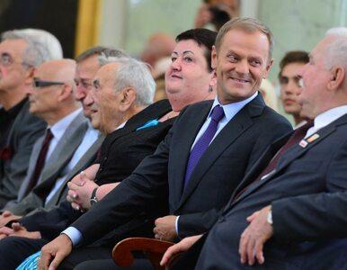 Tusk: podziwiam opozycję. Chciałem z wami być