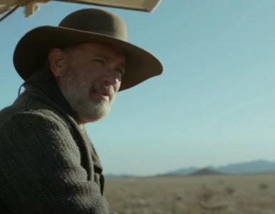 """Poruszający zwiastun nowego filmu Toma Hanksa. O czym będzie """"News of..."""