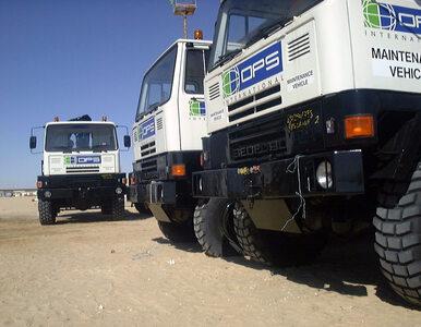 Ciężarówki chcą jeździć mimo upałów