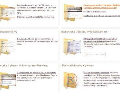 Uniwersytet Śląski ma bibliotekę cyfrową