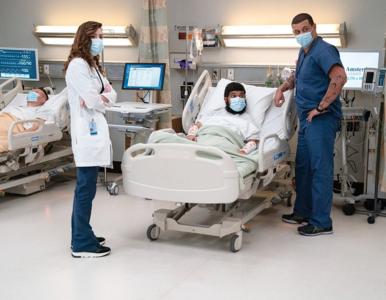 """""""Szpital New Amsterdam"""" – zdjęcia z 3. sezonu serialu"""