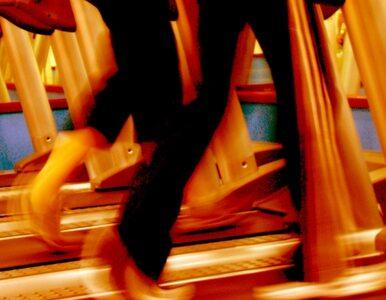 Fitness za biurkiem