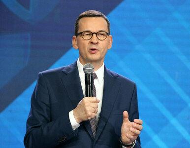 Morawiecki: Trzaskowski to dziecko marketingu politycznego Tuska