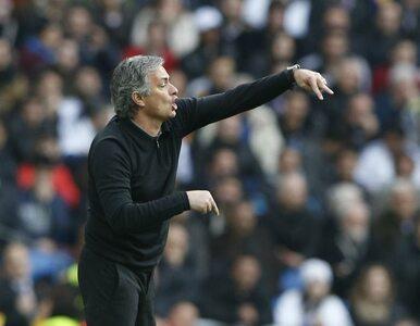 Mourinho: nie bedę płakał, jeśli przegram