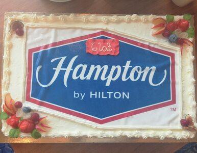 Świętowanie przez pomaganie: Hampton by Hilton Warsaw Airport obchodzi...