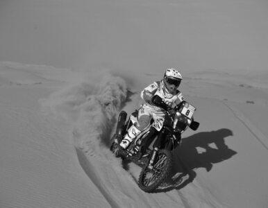 Tragiczne wieści z Rajdu Dakar. Nie żyje motocyklista