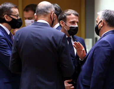 Media: Macron miał koronawirusa już podczas szczytu unijnego. Tam...