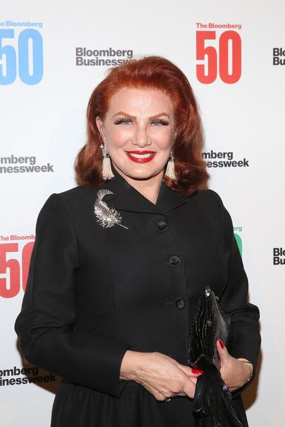 Georgette Mosbacher w 2017 roku