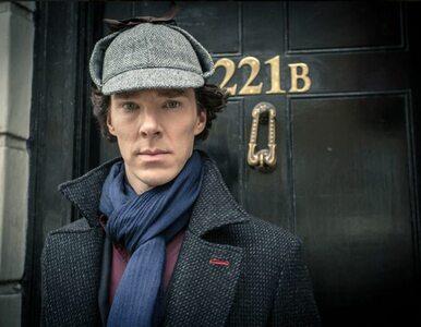 Serialowy Sherlock dał popis w realnym świecie. Aktor uratował rowerzystę