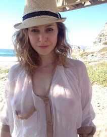 "Esmé Bianco, 38-letnia aktorka znana z serialu ""Gra o tron"""