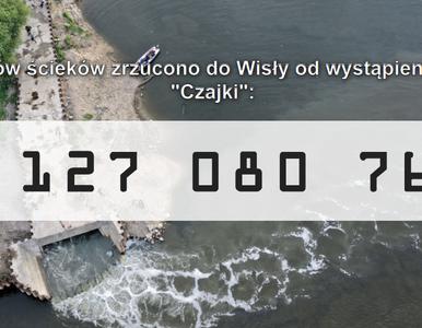 """PiS """"przejął"""" inicjatywę Trzaskowskiego. """"Ruch ścieków do Wisły"""""""