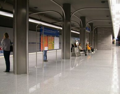 Awaria w metrze. Opóźnienia do wieczora