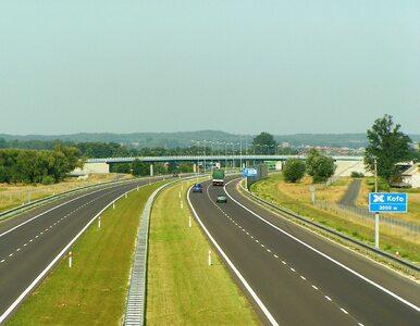 Od dziś większa opłata za odcinek autostrady A2