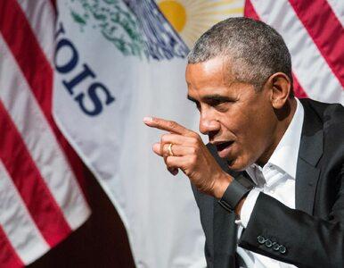Obama włączył się w kampanię we Francji. Nagrał spot dla jednego z...