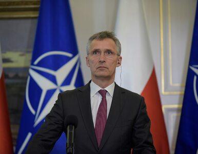 Rosyjskie rakiety tuż przy granicy z Polską. NATO odpowiada