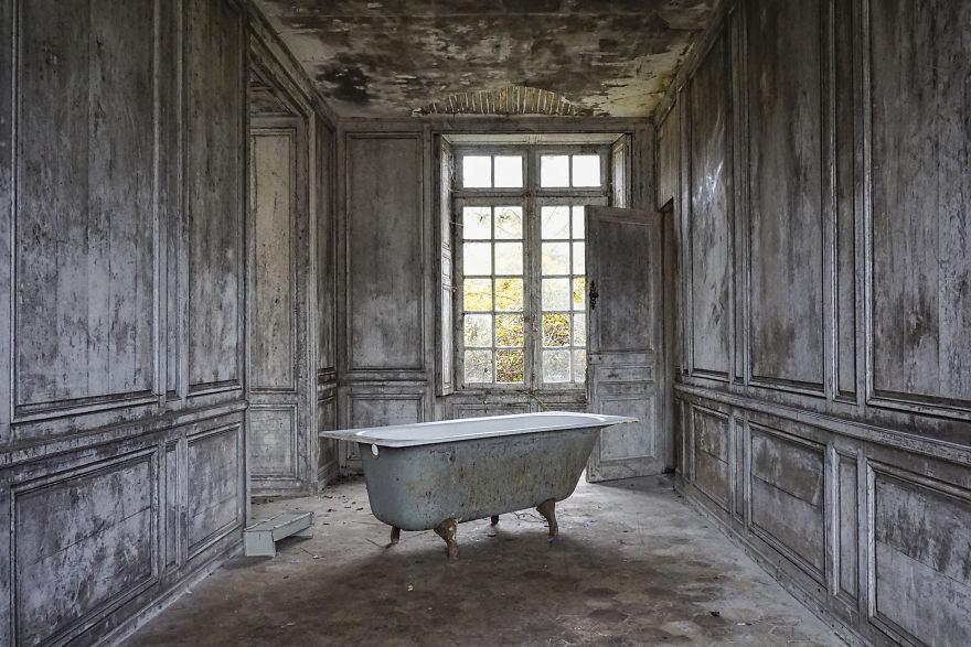 Opuszczone budowle Opuszczone budowle w Europie