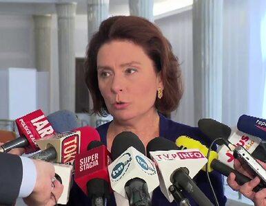 Kidawa-Błońska: Przesłuchanie premiera? Nie ma powodu