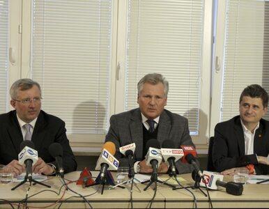 Tusk: inicjatywa Kwaśniewskiego jest mocno spóźniona