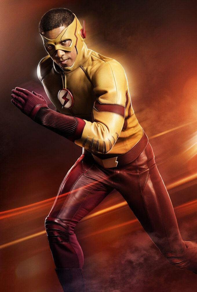 Keiynan Lonsdale jako Kid Flash