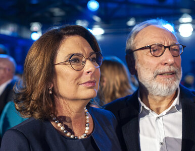 Małgorzata i Jan Kidawa-Błońscy o swoim małżeństwie: odzyskaliśmy wolność