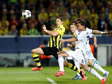NA ŻYWO: Real Madryt - Borussia Dortmund