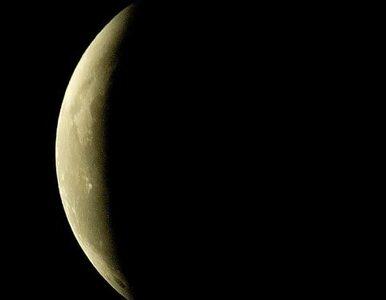 Księżyc zniknie w internecie