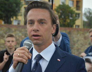 Bosak zarzuca Trzaskowskiemu, że do spotów wyborczych szuka statystów