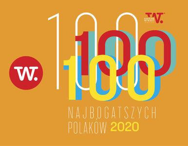Rewolucja na liście 100 najbogatszych: Po 28 latach mamy nowego...