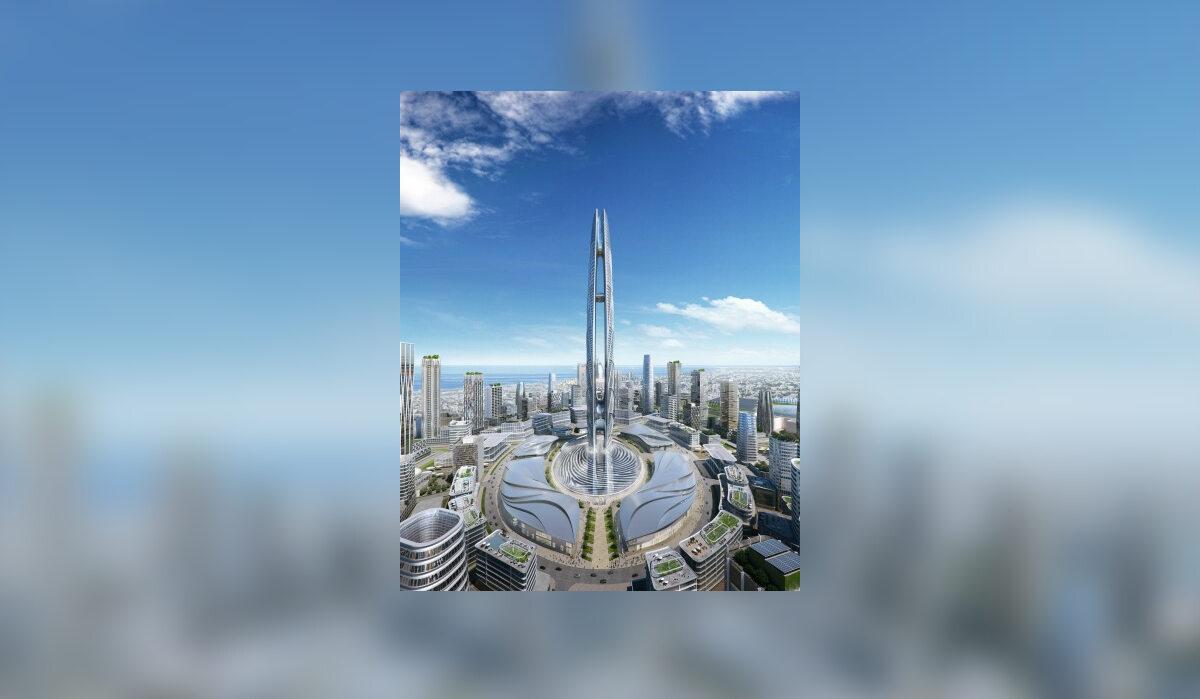 Burj Jumeira Burj Jumeira w Dubaju