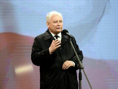 Kaczyński może czuć się zagrożony. Polacy doceniają Tuska jako jego...