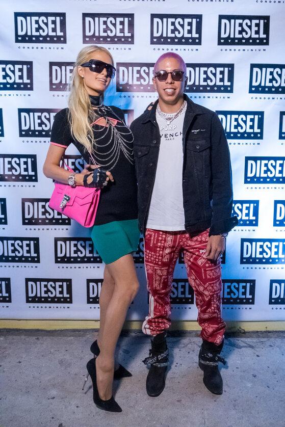 Diesel Wynwood Party