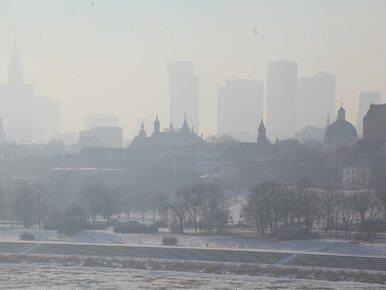 """""""Zanieczyszczone powietrze zabija co roku ok. 48 tys. osób Polsce""""...."""