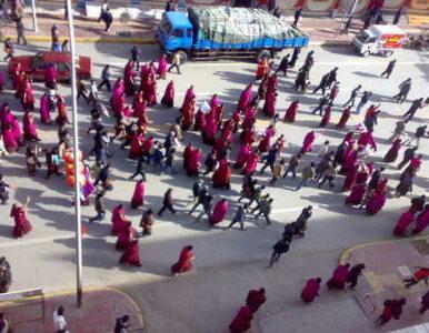 Tybet: 135 zabitych, 1000 rannych, 400 zatrzymanych