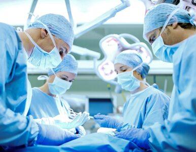 Jedna operacja, za to trzy zabiegi jedną metodą