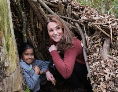 To najlepsze z dotychczasowych zdjęć Kate Middleton? Księżna weszła do...