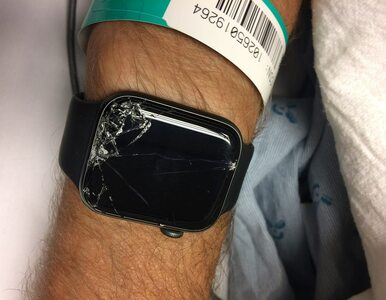 Apple Watch znów ratuje życie. Poruszająca relacja Gabe'a Burdetta