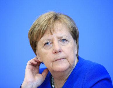 Angela Merkel miała kontakt z lekarzem, który ma koronawirusa