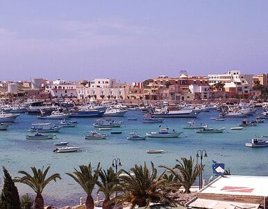 """""""Przywrócimy Lampedusę turystom"""""""