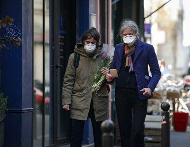Szef Francuskiego Związku Szpitali: Liczba ofiar koronawirusa jest...