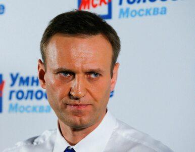 """Co stało się z Aleksiejem Nawalnym? """"Diagnoza została przekazana żonie"""""""